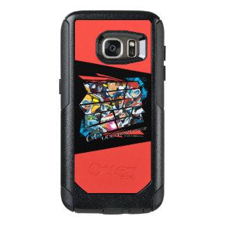 Voltron   gehen Voltron Kraft OtterBox Samsung Galaxy S7 Hülle