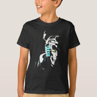 Voltron   glänzende Augen-Silhouette T-Shirt