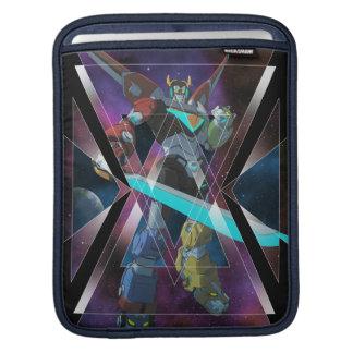 Voltron   intergalaktische Voltron Grafik Sleeve Für iPads