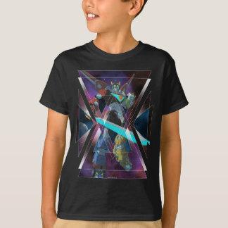Voltron   intergalaktische Voltron Grafik T-Shirt