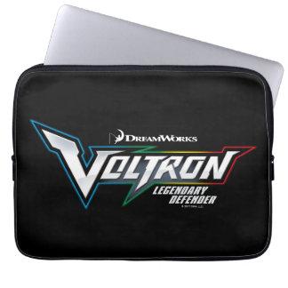 Voltron   legendäres Verteidiger-Logo Laptopschutzhülle