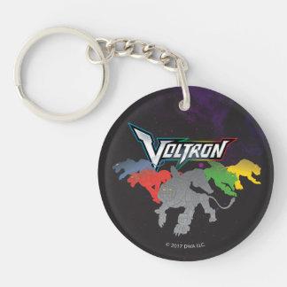 Voltron | Löwe-Aufladung Schlüsselanhänger