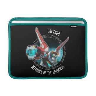 Voltron | roter Löwe-Plasma-Strahl MacBook Air Sleeve