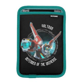 Voltron | roter Löwe-Plasma-Strahl Sleeve Für iPad Mini