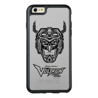 Voltron   Voltron Kopf zerbrochene Kontur OtterBox iPhone 6/6s Plus Hülle