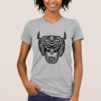 Voltron   Voltron Kopf zerbrochene Kontur T-Shirt