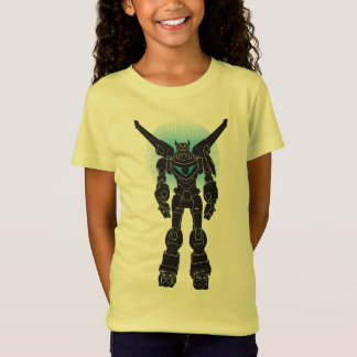 Voltron   Voltron schwarze Silhouette T-Shirt