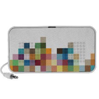 Volumen-hohes Gekritzel iPod Lautsprecher