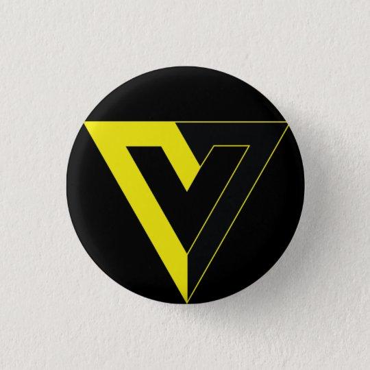 voluntary v runder button 3,2 cm