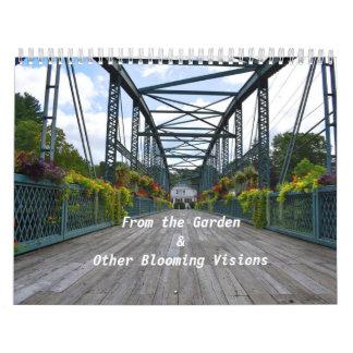 Vom Garten-Wandkalender Kalender