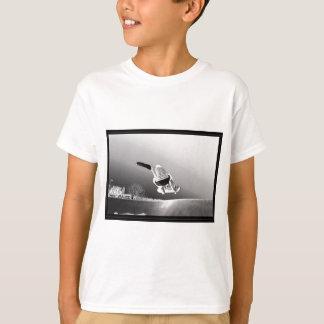 vom neuen T-Shirt