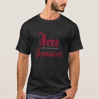 Vom Produzenten Jeez aus Hamburg T-Shirt