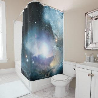 Von der Asche der ersten Sterne Duschvorhang
