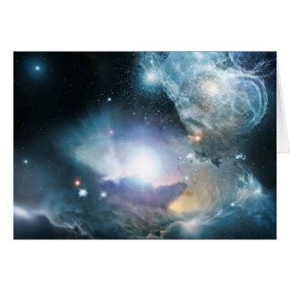 Von der Asche der ersten Sterne Karte