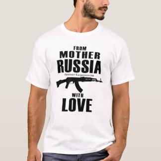 Von der Mutter Russland mit Shirt der Liebe-AK