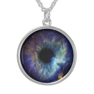 Von Órion die Iris Sterling Silberkette