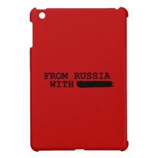 von Russland mit------- iPad Mini Cover