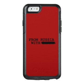 von Russland mit------- OtterBox iPhone 6/6s Hülle