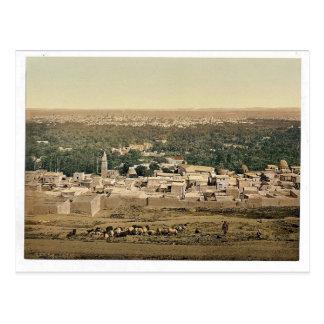 Von Sallah Damaskus, Heiliges Land, (d.h. Syrien) Postkarte