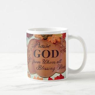Von wem meine Segen-Fluss-Tasse, 11 Unze Kaffeetasse