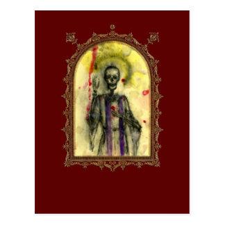 Voodoo-BluesBishop Postkarten