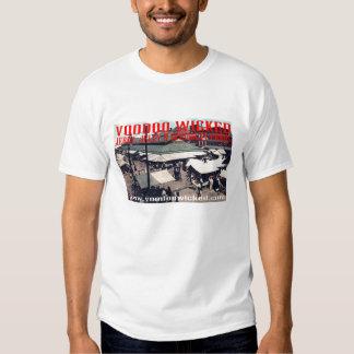 Voodoo-böser alter Baltimore-Markt T-Shirts