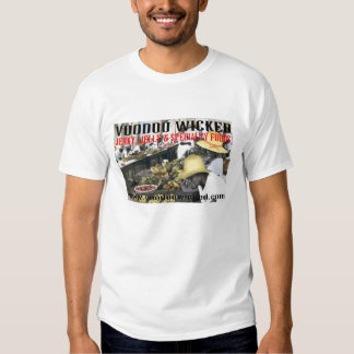 Voodoo-böser karibischer Markt 5 Tshirt