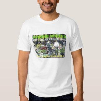 Voodoo-böser karibischer Markt Havana T-Shirts