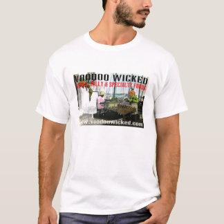 Voodoo-böser Straßen-Stadtmeer-Markt T-Shirt