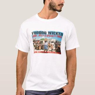 Voodoo-Feinschmecker-karibischer Markt Barbados T-Shirt