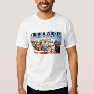 Voodoo-Feinschmecker-karibischer Markt Barbados T-Shirts