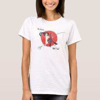Voodoo-Hexe Fisher T-Shirt