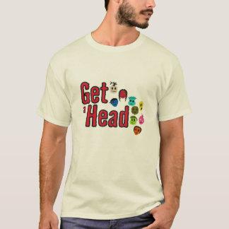 Voodoo-Köpfe T-Shirt