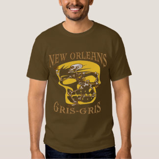 Voodoo New Orleans Gris Gris Tshirts