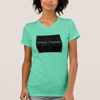 Voodoo-Prophet-Voodoopuppe Behälterspitze T-Shirt