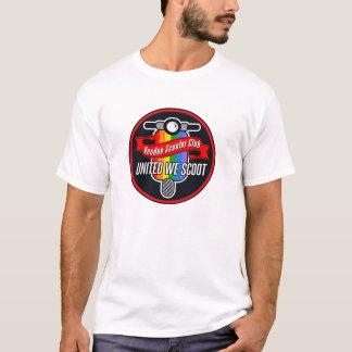 VOODOO-ROLLER-VEREIN VEREINIGTE UNS SCOOT T-Shirt