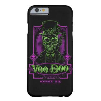 Voodoo-Schlangen-Öl-Skelett Barely There iPhone 6 Hülle