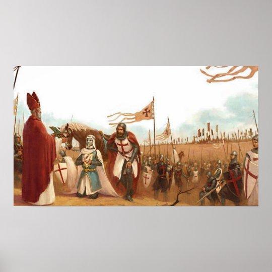 Vor der Schlacht Poster