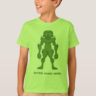 Vor-Gemachtes Monster 3! T-Shirt