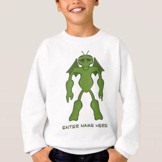 Vor-Gemachtes Monster 5! Sweatshirt