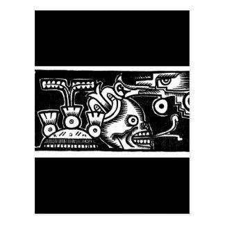 Vor-Hispano-Amerikaner aztekische Art, die C. 1925 Postkarte