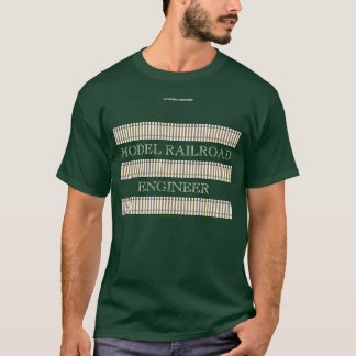 VORBILDLICHER EISENBAHN-INGENIEUR T-Shirt
