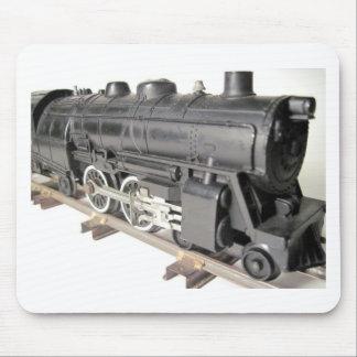Vorbildlicher Zug-Motor Mousepad