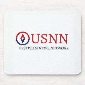 Vorgeschaltete Nachrichten-Netz-Mausunterlage Mousepad