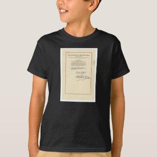 VORLAGE 26. Änderung US-Konstitution T-Shirt