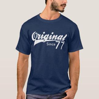Vorlage seit inspiriertem Geburtstag T-STÜCK des T-Shirt
