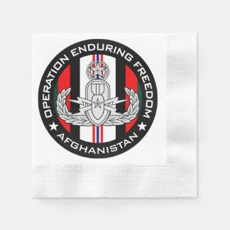 Vorlagen-EOD OEF Papierserviette