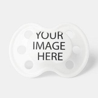 Vorlagen kleben oder ersetzen Ihren Foto-Bild-Text Baby Schnuller