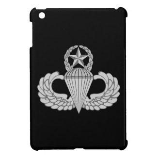 Vorlagensprungs-/Parachutist-Flügel iPad Mini Hülle