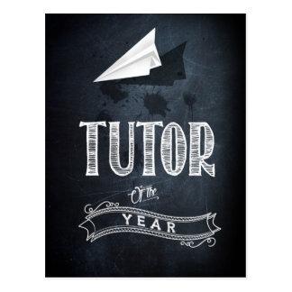 Vormund of the year postkarte
